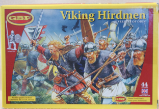 Gripping Beast 28mm GBP01 Viking Hirdmen